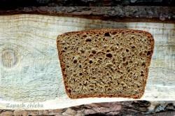 Chleb żytni z płaskurką