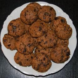 Ciasteczka na mące migdałowej
