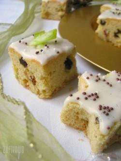 Keksowe ciasteczka egzotyczne