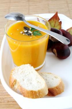 Zupa-krem marchewkowo-imbirowa