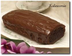 Ciasto czekoladowe a'la comber