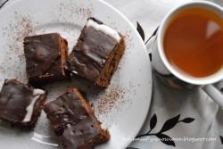 cudnie czekoladowy piernik