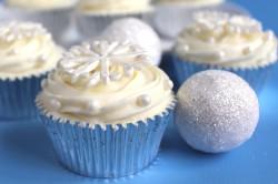 cupcakes z białą czekoladą