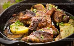 Cytrynowo-miodowy kurczak