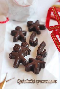 czekoladki cynamonowo-imbirowe