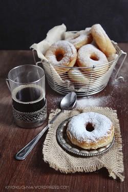 Donuts domin