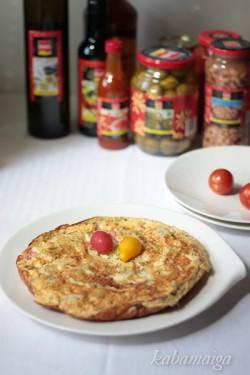 hiszpańśki omlet
