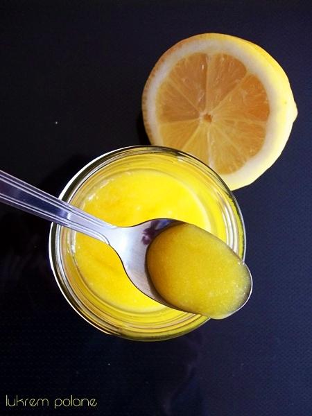 Krem cytrynowy (lemon curd)