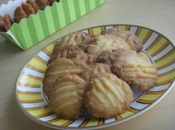 Maślane ciasteczka/ Butter cookies