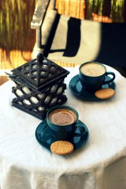 Mikrofalowa kawa