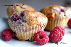 Muffiny malinowo-czekoladowe