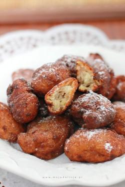 Bananowo-kokosowe pączki tylko na Tłusty Czwartek | Moja Delicja