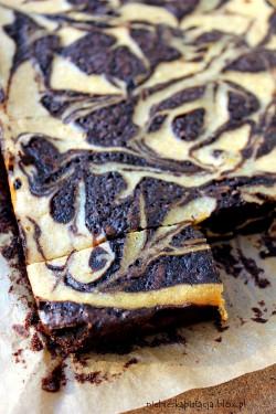 dyniowe brownies