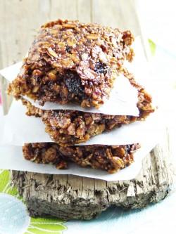 Figowe batoniki muesli (bez cukru)