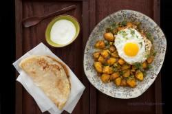 Indyjskie ziemniaki