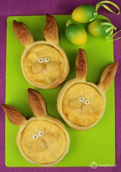 zajaczki serniczki