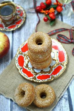 donuty, pączki, cydr, bernika, moj kulinarny pamiętnik
