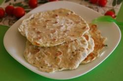 Flatbread czyli chlebek z patelni