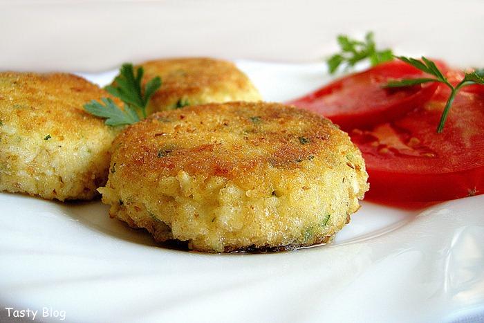 Вкусные овощные котлеты рецепт с фото