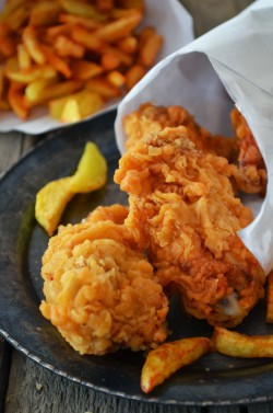 Kurczak jak z KFC