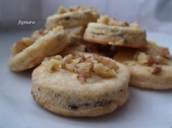 Marmurkowe ciasteczka serowe