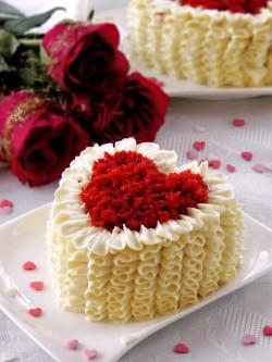 Mini torciki Walentynkowe