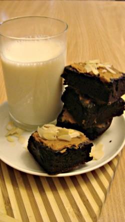 Najlepsze zdrowe brownie! Tajny składniki…