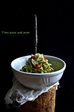 Pesto z rukoli