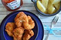 Smażony indyk/ Deep fried turkey