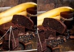 Brownie bananowe