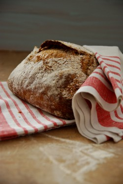 Chleb bez wyrabiania. Na piwie porter