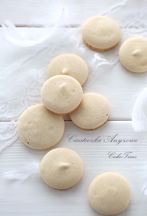 ciasteczka anyżowe anyżki