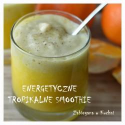 energetyczne tropikalne smoothie