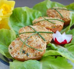 jajka faszerowane w skorupkach przepis – zjem to blog kulinarny