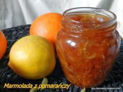 Marmolada z pomarańczy – maszyna do chleba
