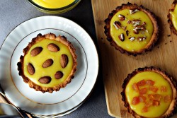 Mini mazurki cytrynowe | 365 dni dookoła kuchni.