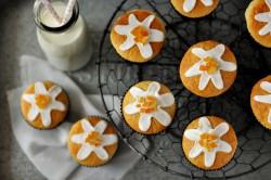 Muffiny jak pączki (z nadzieniem różanym)
