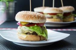 Pamiętny Cheeseburger :)
