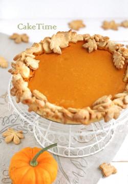 pumpkin pie placek dyniowy