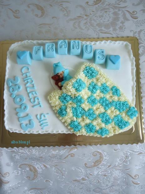 Tort na chrzciny II