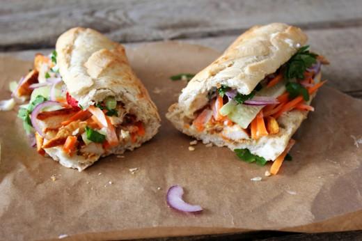 wietnamska kanapka