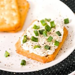 chleb ze szczypiorkiem