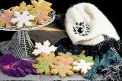 Ciasteczka – waniliowe gwiazdeczki