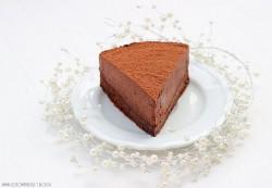 Czekoladowe ciasto z musem Baileys
