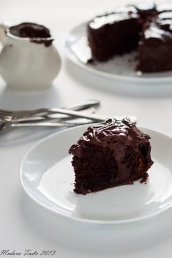 Ekstremalnie czekoladowe. Buraczane