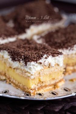 Mhmmm… Ciasto 3 BIT… najlepsze… – duża blacha | Moja Delicja