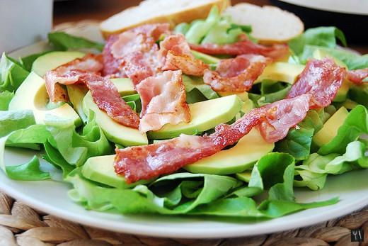 salatka awokado