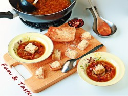 Toskańska zupa cebulowa