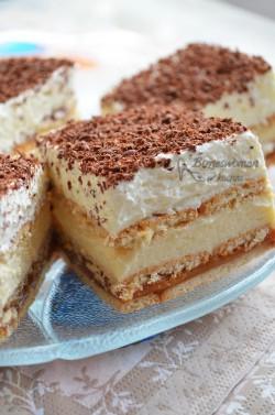 3 Bit ciasto bez pieczenia