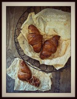Czekoladowe croissants